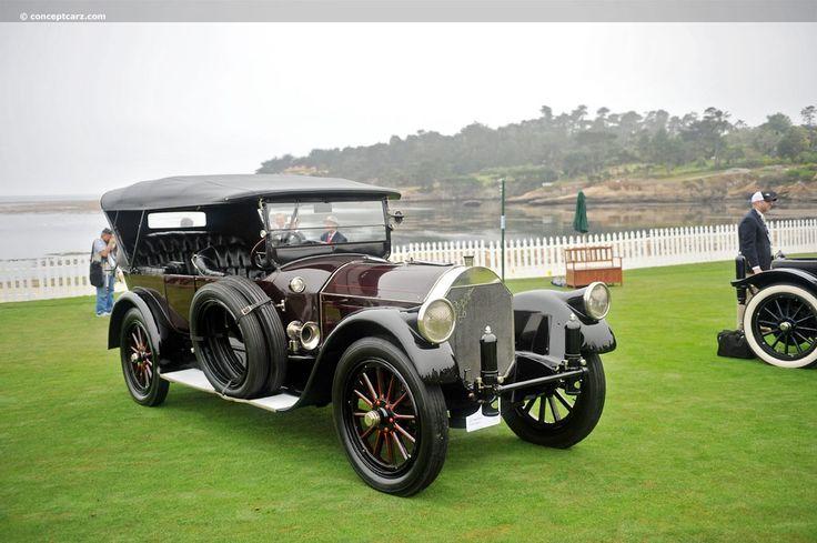 1915 Pierce Arrow Model 66 A Pierce Arrow Motor Car