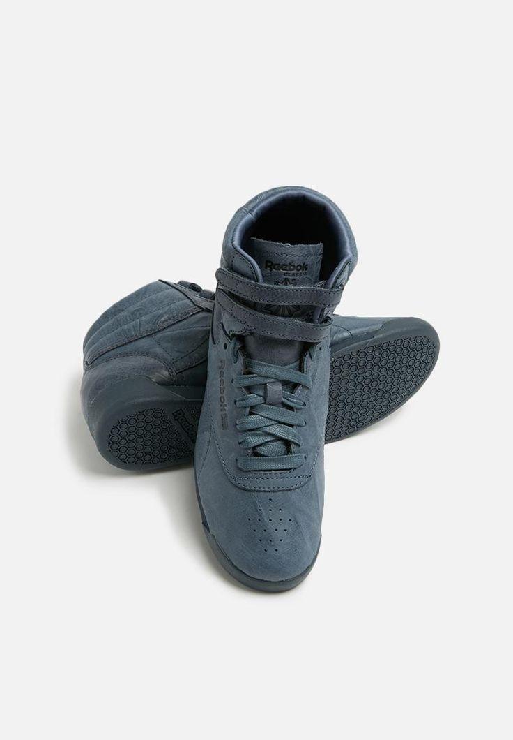 Reebok Freestyle Hi lux tumbler - BS6281 - smokey indigo Reebok Sneakers | Superbalist.com