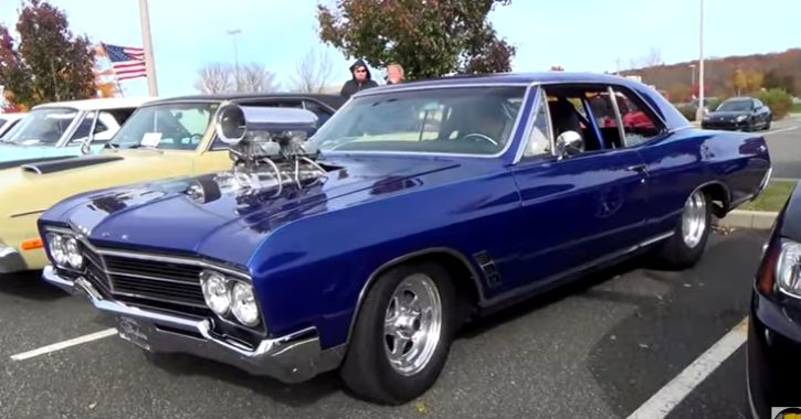 Blown 1966 Buick Skylark Pro Street Build | Video
