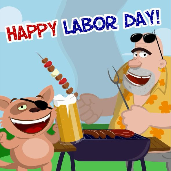It's Labor day, take the day off! Follow us on Twitter @Funmoods. Like us on Facebook: www.facebook.com/safemoodscom