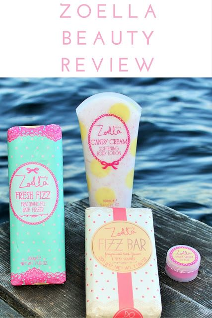 Makeup By Meggy: Zoella Beauty Review