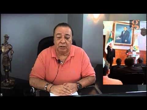 La Gazeta - Orden y disciplina en SEFIPLAN #VideoColumna David Varona Fuentes 18 marzo 2015