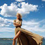 Επίσημα φορέματα σε σμαραγδί απόχρωση