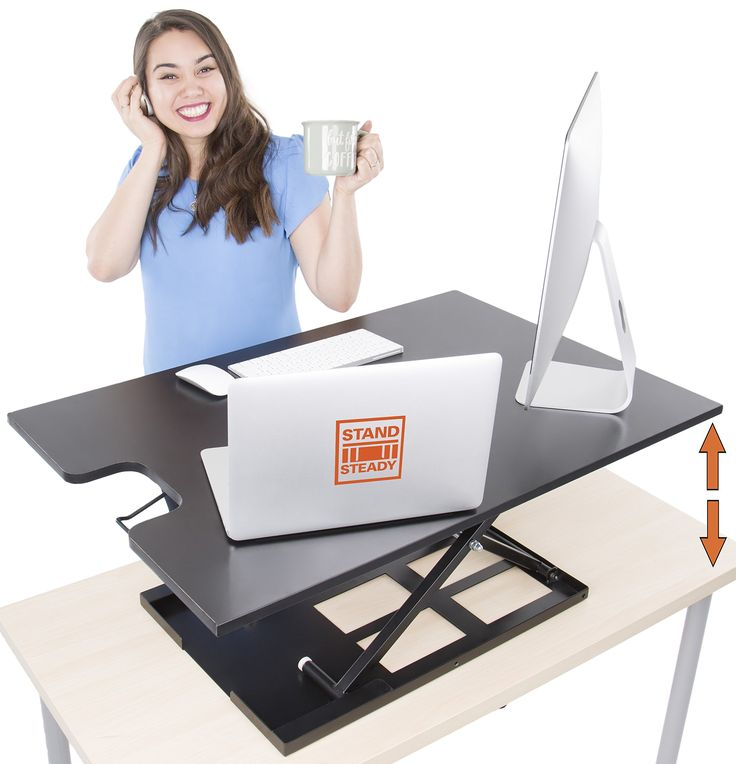 Best 25 Stand Up Desk Ideas On Pinterest Standing Desks