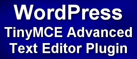 From Blogaid.net. TinyMCE Advanced Text Editor for WordPress tutorial. Makes your basic WP text editor amazing!