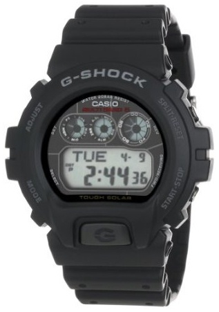 Casio Men's GW6900-1 G-Shock Atomic Digital Sport Watch