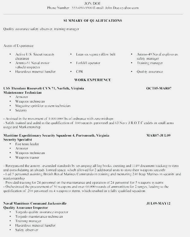 military veteran resume examples military to civilian resume sample