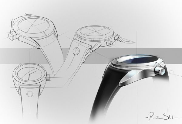 Product Sketches by Rotimi Solola, via Behance