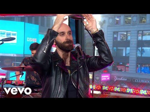 X Ambassadors - The Devil You Know (Live On Good Morning America/2017) - YouTube