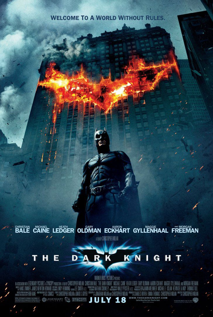 Pin for Later: 25 Movie Titles in Spanish That Were Legit Lost in Translation The Dark Knight: El Caballero de la Noche (Knight of the Night)