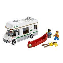 Lego camper, first Lego kit my grandson and I did together.  I think I had more fun then he did.