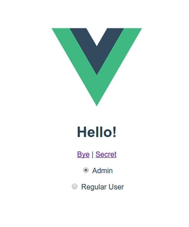 Role Based Authorization for Vue js & Nuxt js Apps Using vue