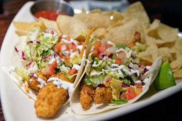 So. Cal Fish Tacos