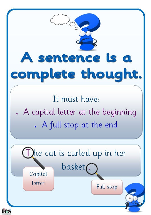 7 best Capital letters and full stops images on Pinterest ...