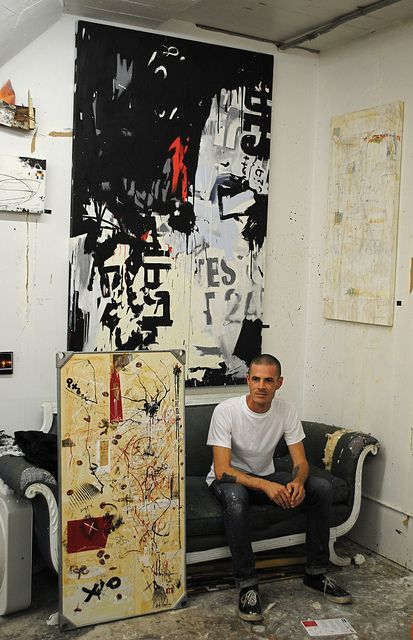 Matt messinger artist and graphic designer from houston