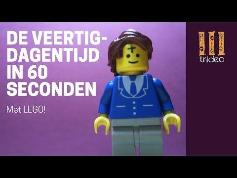 De Veertigdagentijd in 60 seconden. Met LEGO! - YouTube