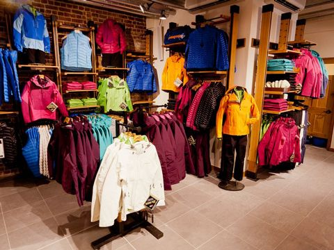 Patagonia store