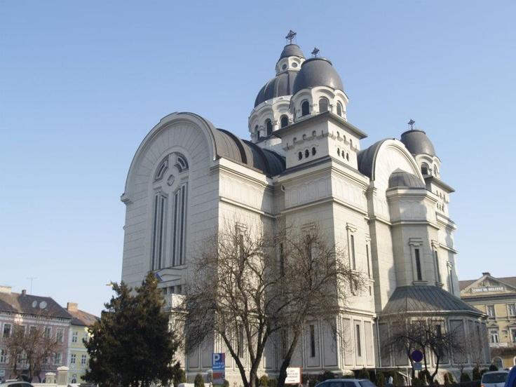 Romania: Targu Mures.