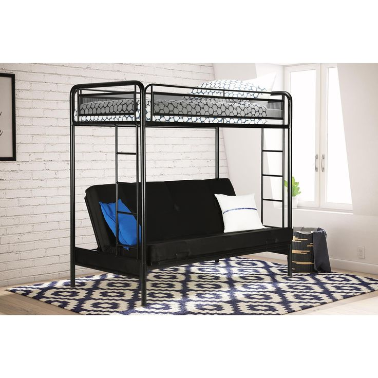 1000 Ideas About Futon Bunk Bed On Pinterest Bunk Bed
