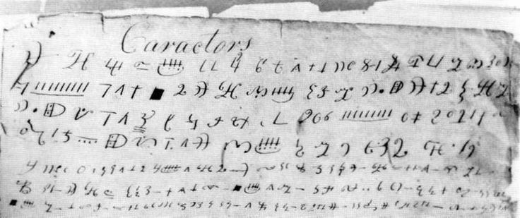 "The ""Anthon Transcript"" which was produced by Joseph Smith by taking characters from the plates and presented to a professor of languages named Charles Anthon."