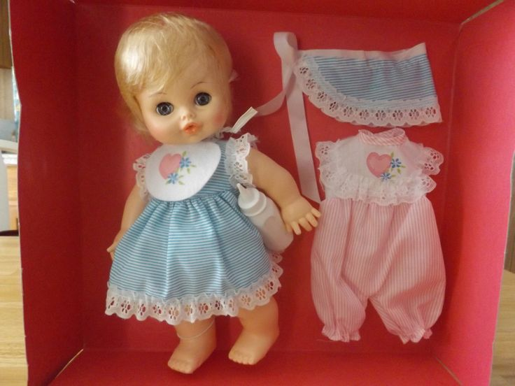 Vintage Horsman Doll / Very Special Baby / Drinks Wets Washable / Original Box / Never Been Played With by jandhcollectibles on Etsy