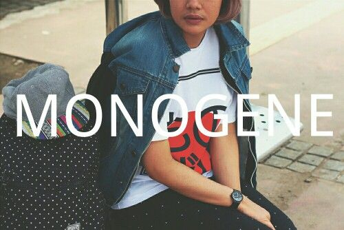 Follow our instagram @monogene_id