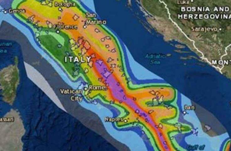 TERREMOTI IN ITALIA - A RISCHIARE SIAMO IN TANTISSIMI: IL DATO ALLARMANTE DEGLI ESPERTI due ondate di terremoti che hanno colpito l'Italia dall'estate a oggi hanno portato a delle ampie riflessioni che sicuramente hanno lasciato tutti senza parole. Si parla infatti sulla possibilità che #terremoto