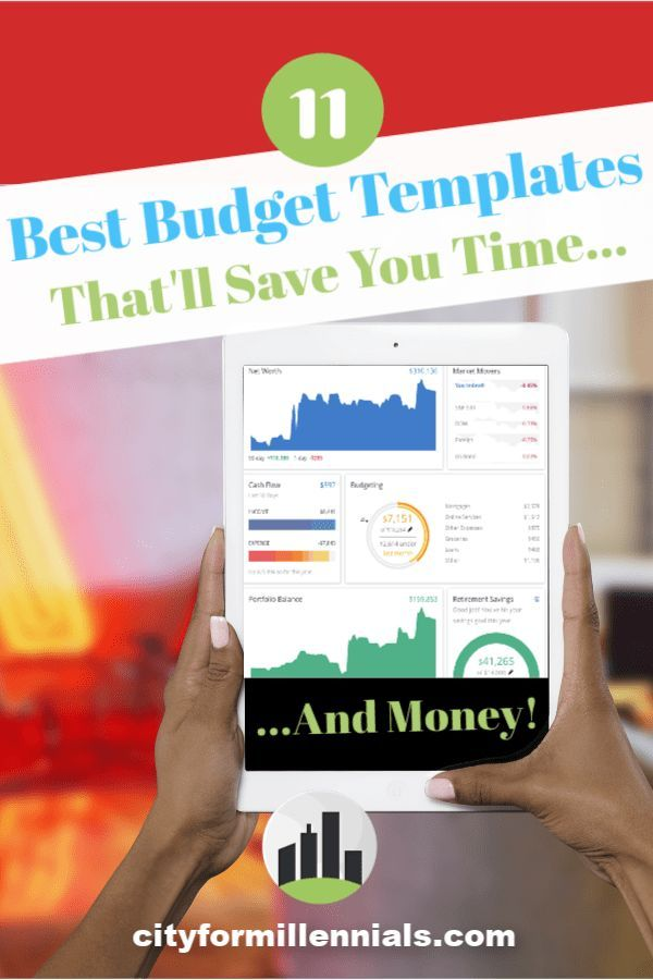 these easy to use free budget templates will help you keep track of