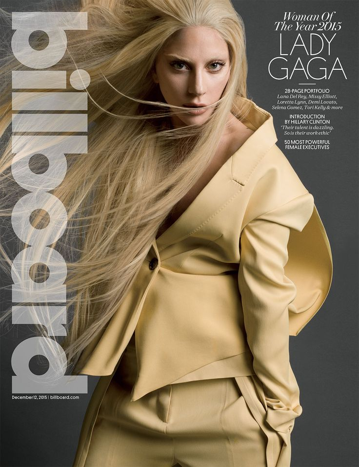 Billboard Cover: Woman of the Year Lady Gaga's Raw, Revealing Interview