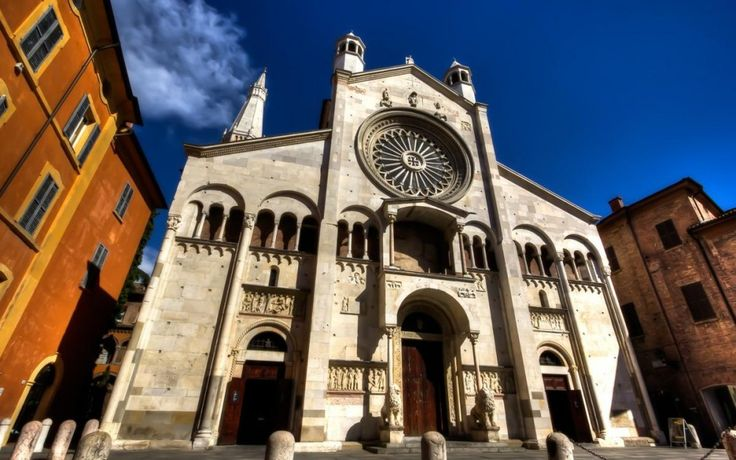"""Duomo Facade - """"Modena, Unesco World Heritage Site where beauty is set in stone"""" by @1step2theleft"""