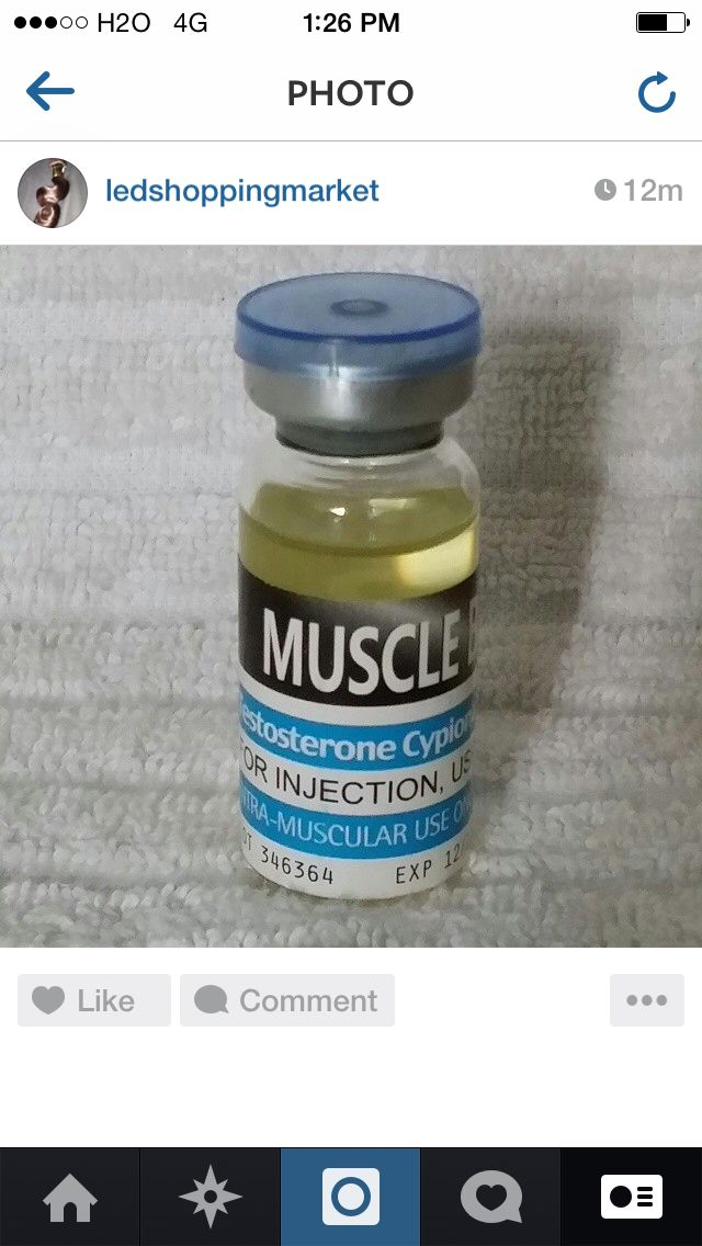 This is 250 mg test cyp it is great for muscle mass growth