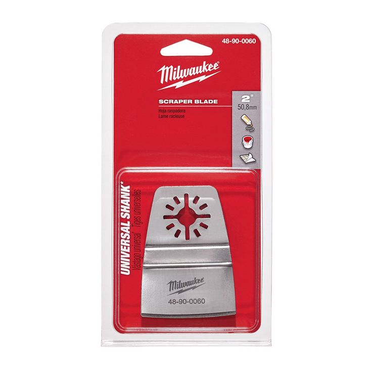48-90-0060 Milwaukee Multi-Tool Scraper Blade