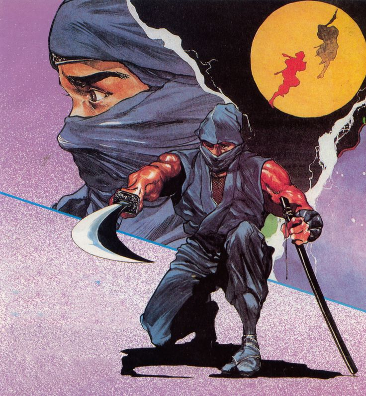 Ninja Gaiden - Tecmo - 1988