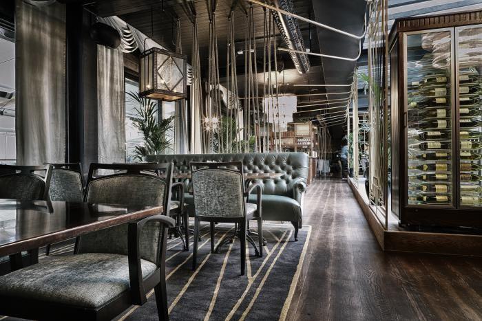 Mr French - brasserie générosité Stockholm | Stylt Trampoli AB