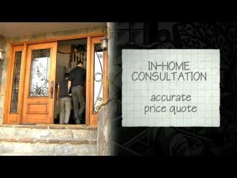 Here's what to expect at your in home consultation with a Renewal by Andersen replacement window and door consultant.