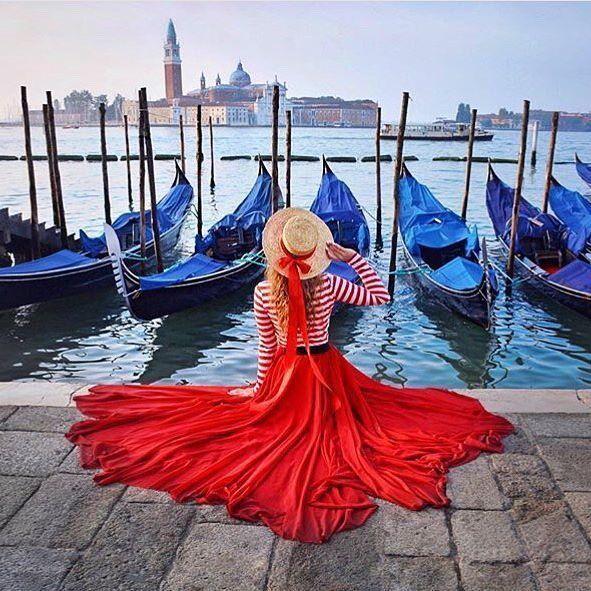 Venice, Italy ...#Venice    : @ninelly_