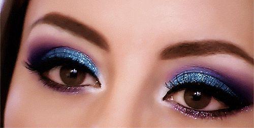 Fashion Beauty makeup Animated GIF