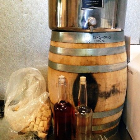 """Distillery 291 whiskey being bottled 