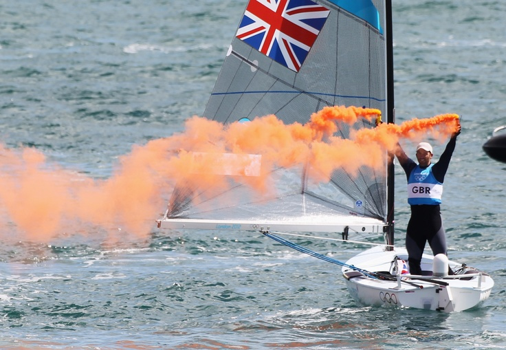 Sir Ben Ainslie - Most succesful Olympic sailor ever