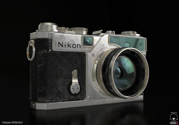 ArtStation - Nikon SP, Will Petrosky