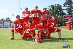 football senior group picture ideas - Google Search