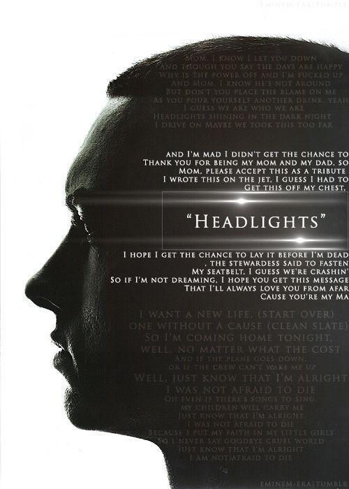 •Headlights• Eminem <e
