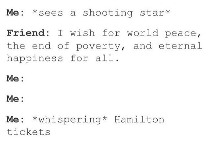 I dont wish upon shooting stars but this is the most relatable thing i have ever read