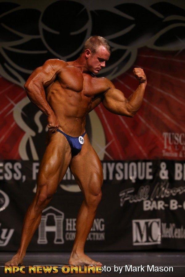 Brandon Mims Lightweight Bodybuilding 1st 2015 Npc