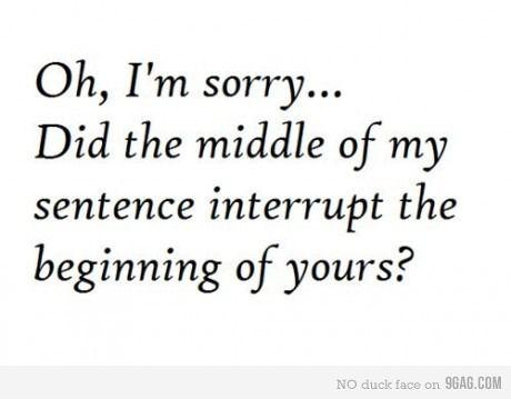 Happens often :(