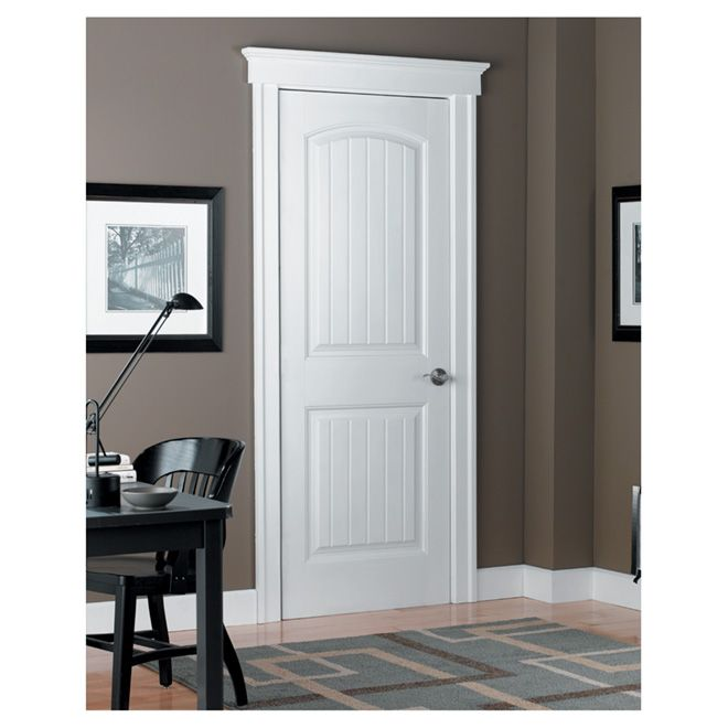 """Cheyenne"" 2-Panel Door"