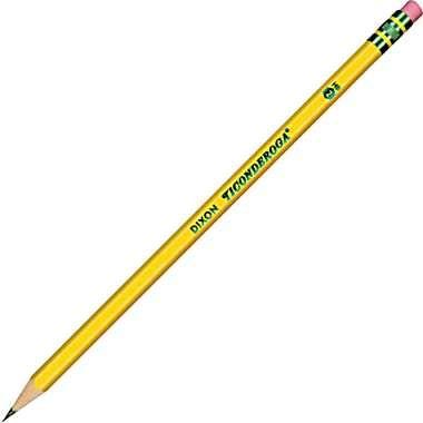 Dixon Ticonderoga® Pencils, #2 Soft, 6 Dozen
