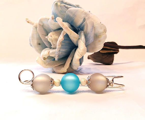 Bright Broochgift for wife Shawl pin scarf pin sweater.  UseCode 15PINTEREST for An immediate one 15%OFF