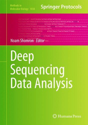 I'm selling Deep Sequencing Data Analysis (Methods in Molecular Biology) by Noam Shomron - $40.00 #onselz