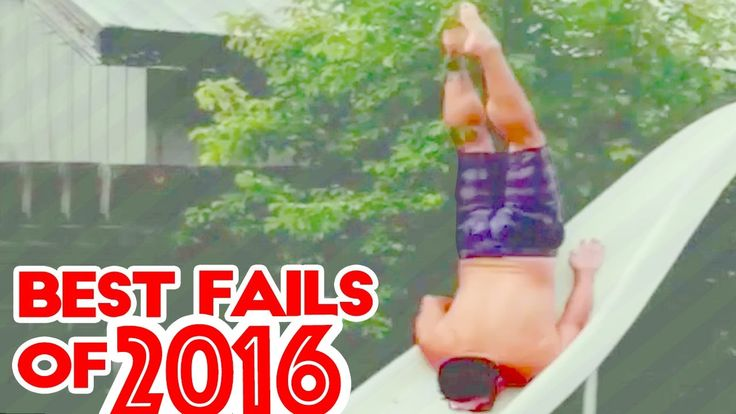 Best Fails of 2016 | Funny Fail Compilation | Try Not To Laugh